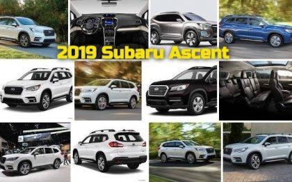 2019 Subaru Ascent Review Subaru Ascent Specs Prices Videos